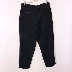 Claiborne Pants - Claiborne dress pants size 36 x 30 pleated black
